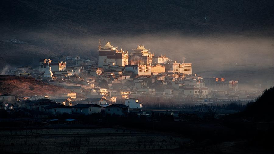Tibet Monastery, Shangri-la