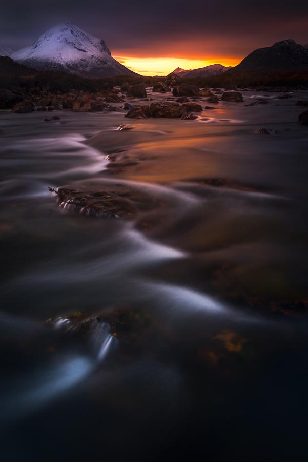Isle of Skye - Sligachan, Guillin