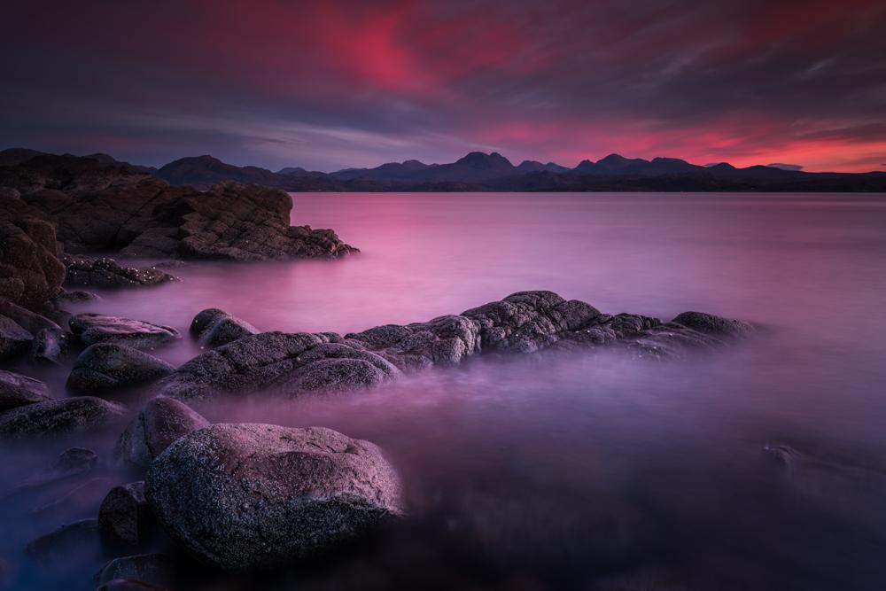 Wester Ross, Scotland Landscape