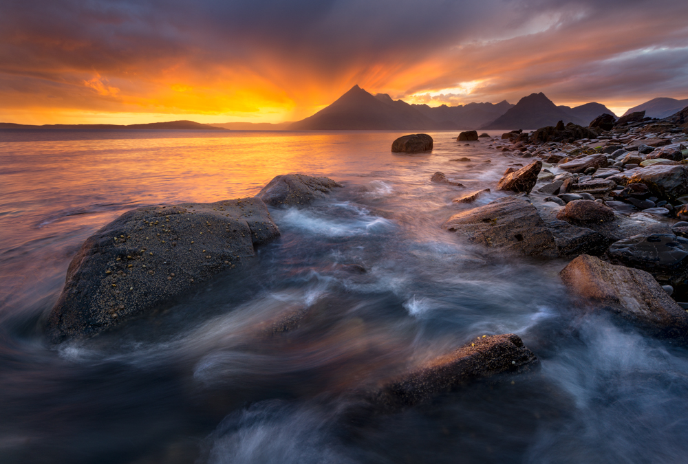 Isle of Skye Sunset Photography