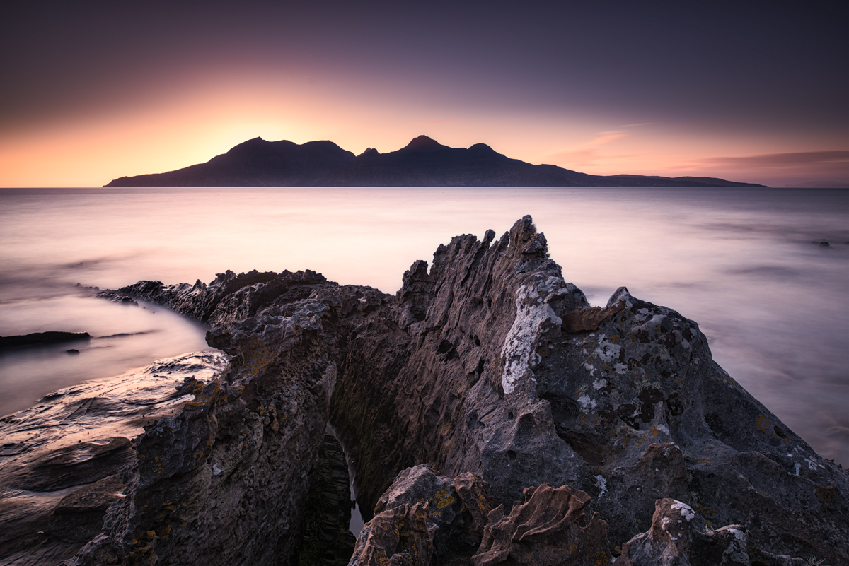 Laig Bay - Isle of Eigg