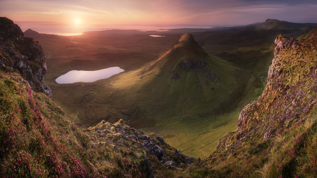 Isle of Skye, Workshop, Photo Tour, Scotland,summer, sunset