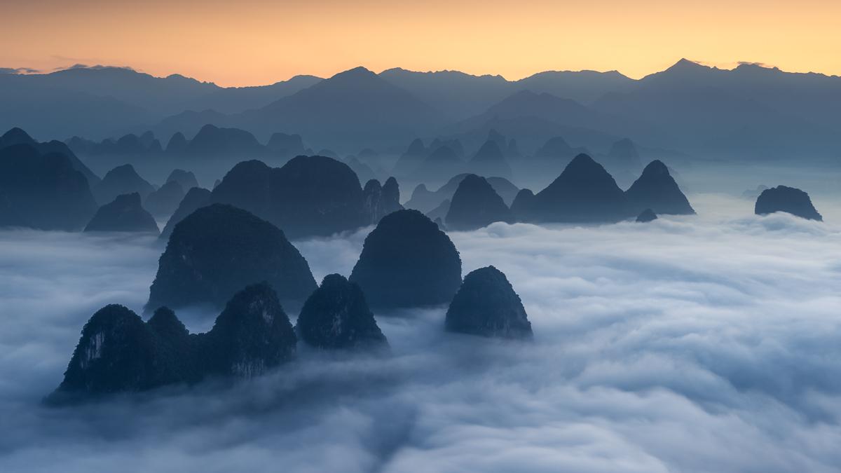 Guilin, china photo tour