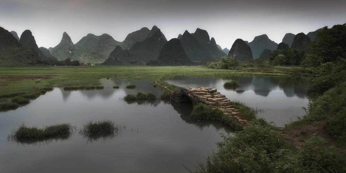 China Classic Landscape