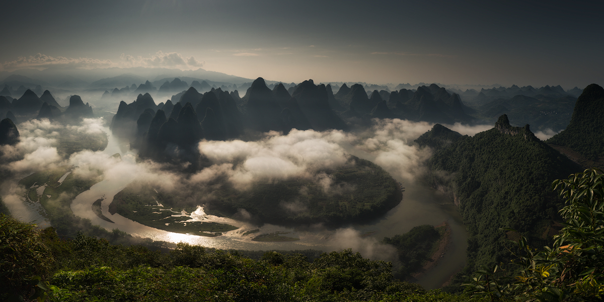 China Classic Landscape Photo Tour | Yellow Mountains | Guilin