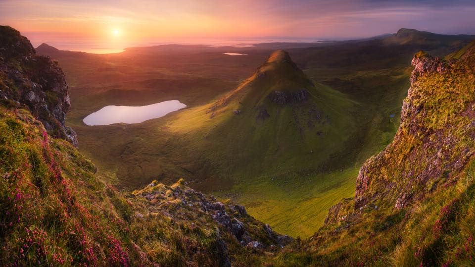Isle of Skye Landscape Photography - Quiraing