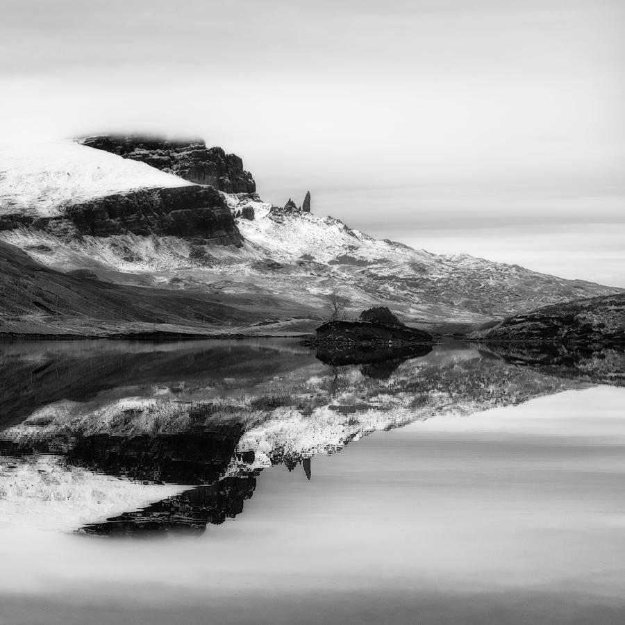 Old Man of Storr, Isle of Skye, Scotland, Alister Benn, Landscape Photography, Loch Fada,