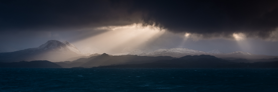 Gairloch Winter Light